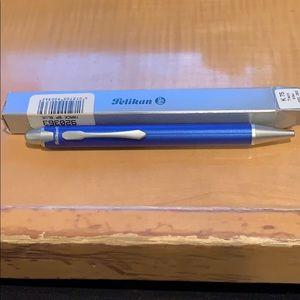 Pelikan Blue ballpoint pen